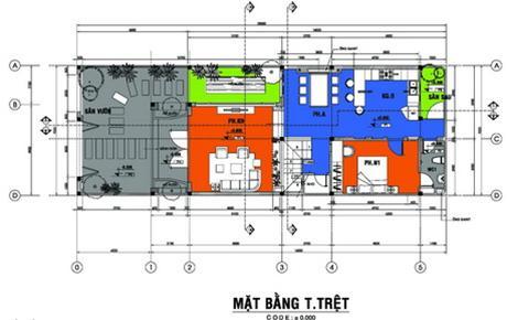 Trò chơi tạo hình trong thiết kế nhà phố | ảnh 7